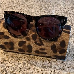 Yves Saint Laurent preppy authentic sunglasses